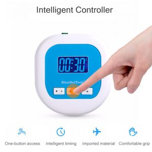 Vitiligo Vitilox UVB Timer Control