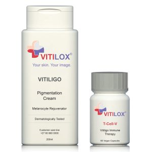 Vitilox® Pigmentation Cream & T-Cell-V