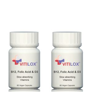 New Vitilox Vitamins and T-Cell-V