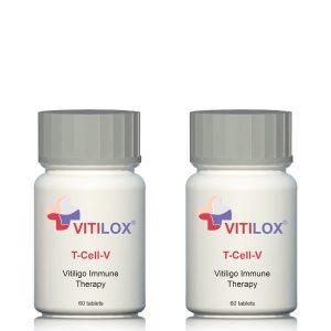 Vitilox® Vitiligo T-Cell-V Immune Therapy – 2 Pack