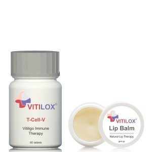 Vitilox® Lip Balm & T-Cell-V Immune Therapy
